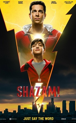Portada de ¡Shazam!