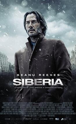 Portada de la película Siberia