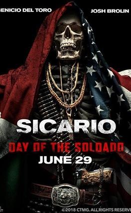 Portada de SICARIO: Day of the Soldado