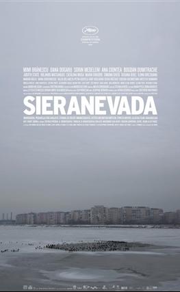 Portada de la película Sieranevada