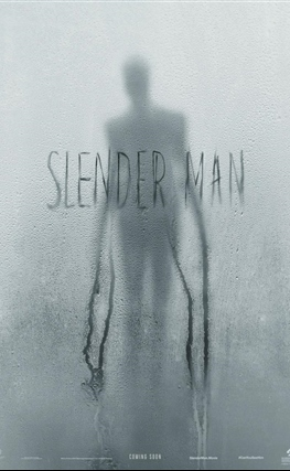 Portada de la película Slender Man