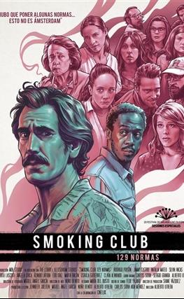 Portada de la película Smoking Club (129 normas)