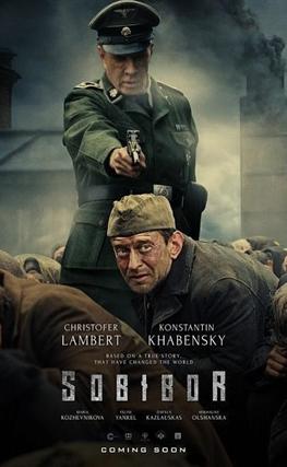 Portada de la película Sobibor