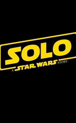 Portada de Solo: A Star Wars Story