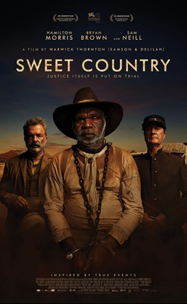 Portada de Sweet Country
