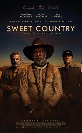 Portada de la película Sweet Country