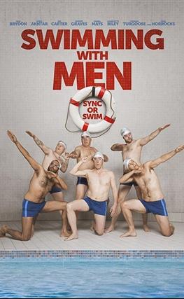 Portada de Swimming with Men