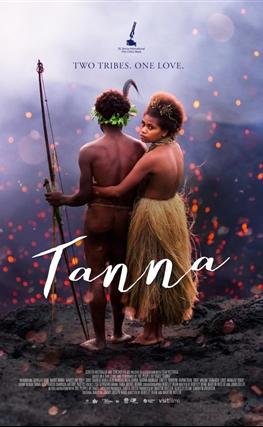 Portada de la película Tanna