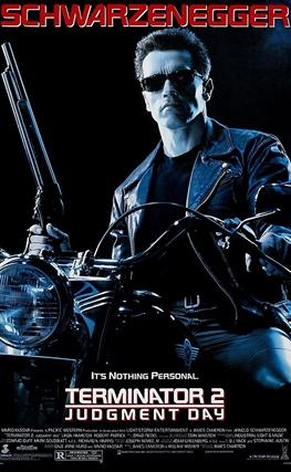 Portada de Terminator 2: El juicio final
