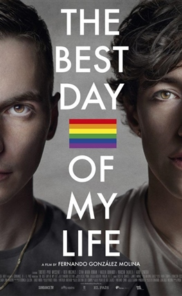 Portada de The Best Day of My Life