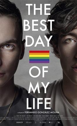 Portada de la película The Best Day of My Life