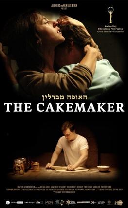 Portada de la película The Cakemaker