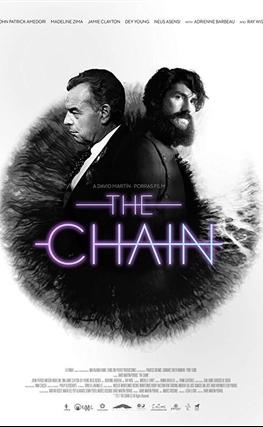 Portada de la película The Chain