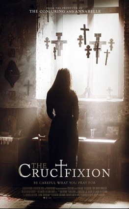 Portada de The Crucifixion