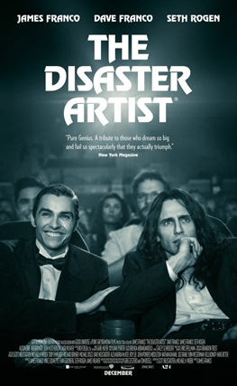 Portada de The Disaster Artist
