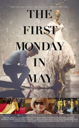 Portada de la película The First Monday in May