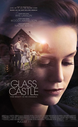 Portada de la película The Glass Castle