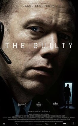 Portada de The Guilty