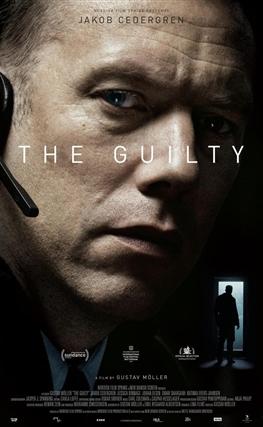 Portada de la película The Guilty