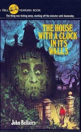 Portada de la película The House With a Clock in its Walls