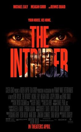 Portada de The Intruder