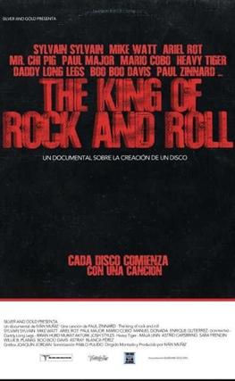 Portada de la película The King of Rock And Roll