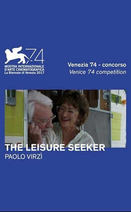 Portada de la película The Leisure Seeker