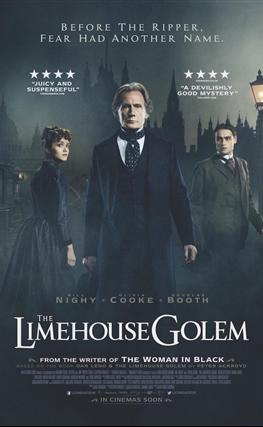 Portada de la película The Limehouse Golem