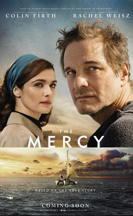 Portada de The Mercy