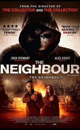 Portada de la película The Neighbor