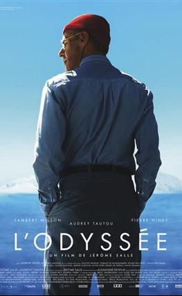 Portada de la película The Odyssey