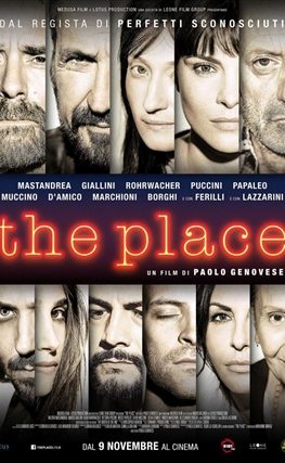Portada de The Place