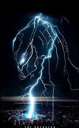 Portada de la película The Predator