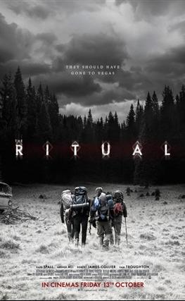 Portada de la película The Ritual