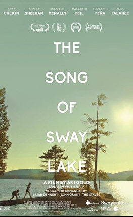 Portada de The Song of Sway Lake