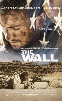 Portada de la película The Wall