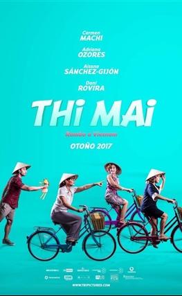 Portada de la película Thi Mai