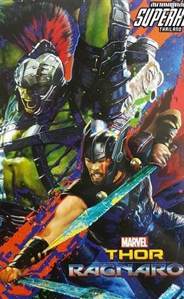 Portada de la película Thor: Ragnarok