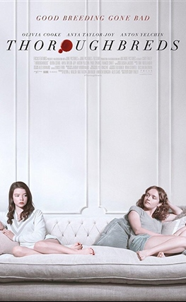 Portada de la película Thoroughbreds