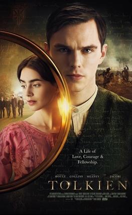 Portada de la película Tolkien