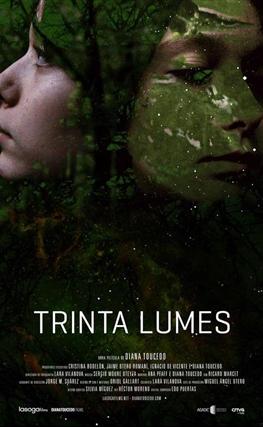 Portada de la película Trinta Lumes