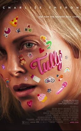 Portada de la película Tully