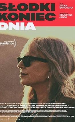 Portada de la película Un atardecer en la Toscana