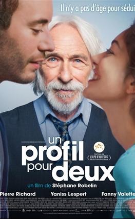 Portada de la película Un profil pour deux