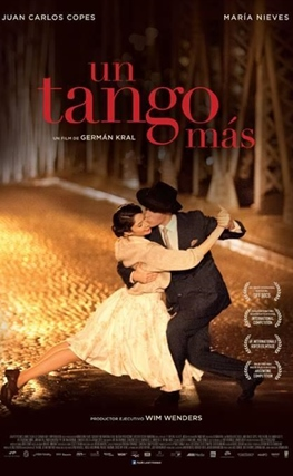 Portada de Un tango más