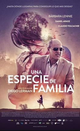 Portada de la película Una especie de familia
