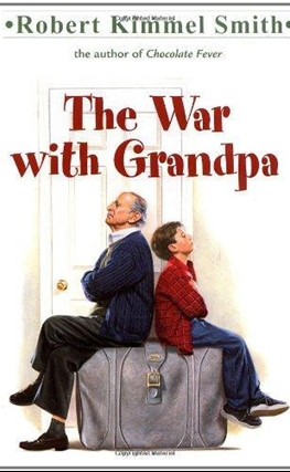 Portada de War with Grandpa