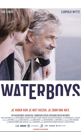 Portada de la película Waterboys