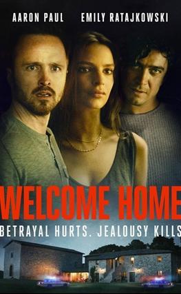 Portada de la película Welcome Home