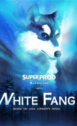 Portada de la película White Fang